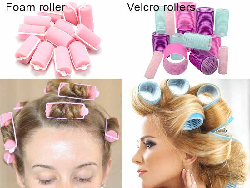 How To Use Hair Rollers? - Back To Basics