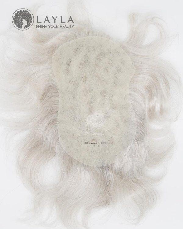 Gray Toupee Skin Base