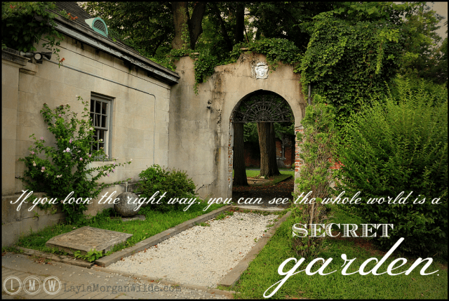 Secret garden-Alden manor-quotes