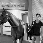 Horse quote-performance