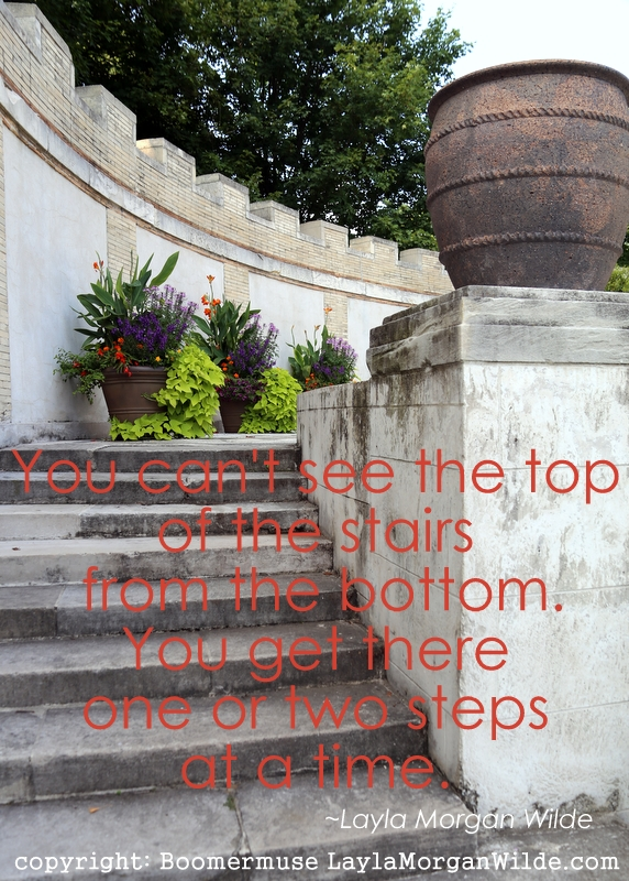 Quotes stairs-Layla Morgan Wilde