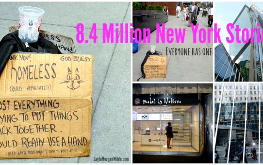 8.4 Million New York Stories: Only One Counts