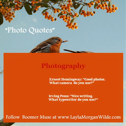 Photo quotes on Photography