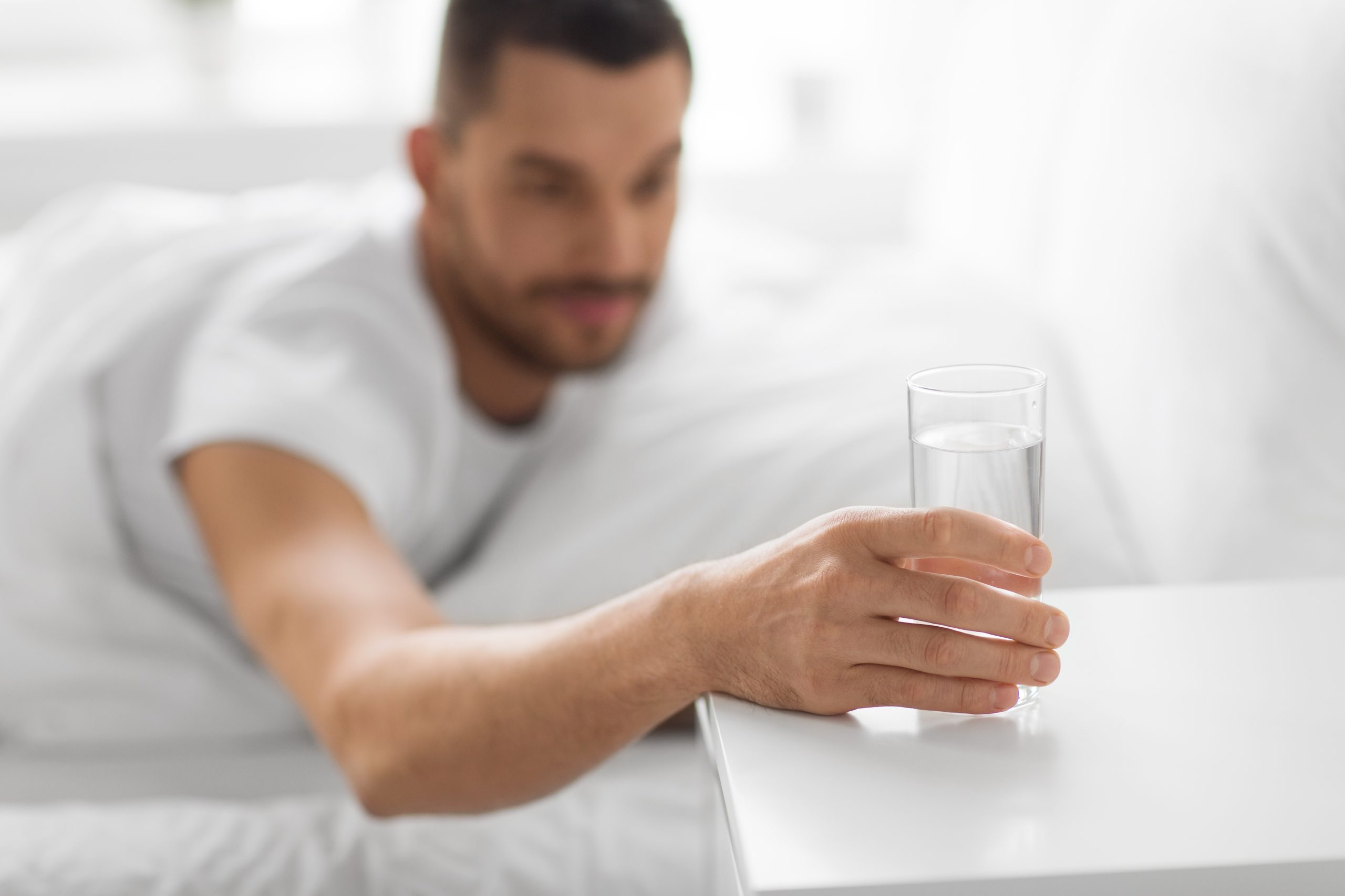 Should We Drink Water Before Bed How Hydration Impacts Sleep