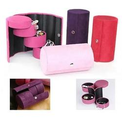 Jewel Roll for Travelers or Anyone – Your personal jewels neatly organized in easy to carry roller case