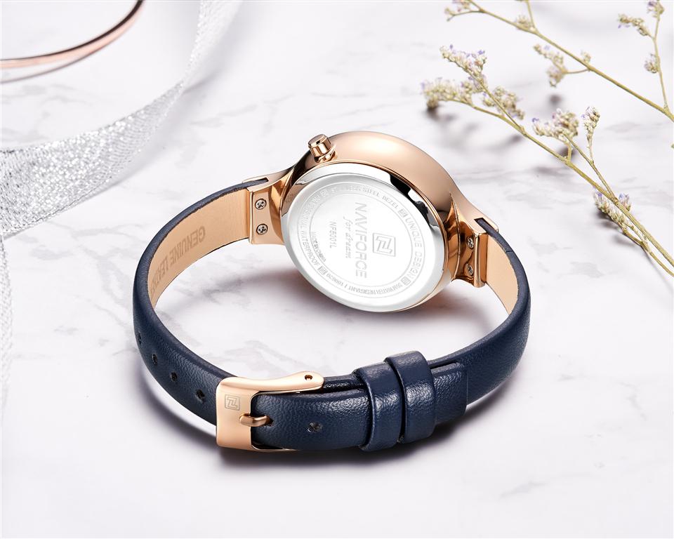 Women's Flower Dial Quartz Watches