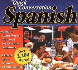 Quick Conversation Spanish – Windows PC