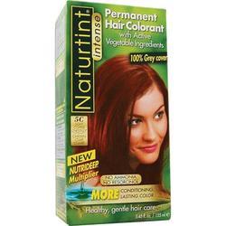 Naturtint 5c Light Copper Chestnut Hair Color (1xKit)