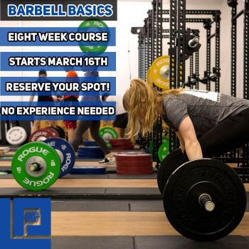Barbell Basics information