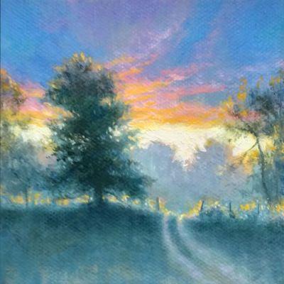 Post Oak Sunrise