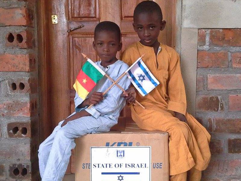 Israeli aid to Cameroon