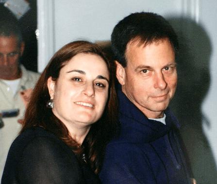 Rona and Ilan Ramon1