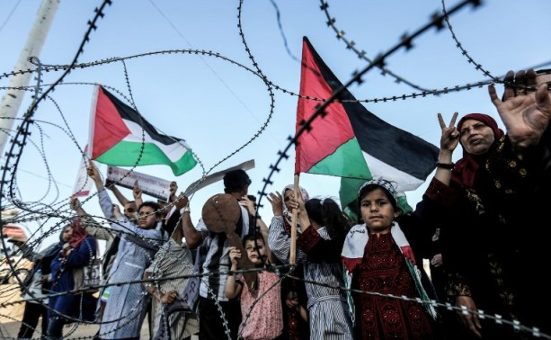 PALESTINIAN-ISRAEL-GAZA-CONFLICT-NAKBA