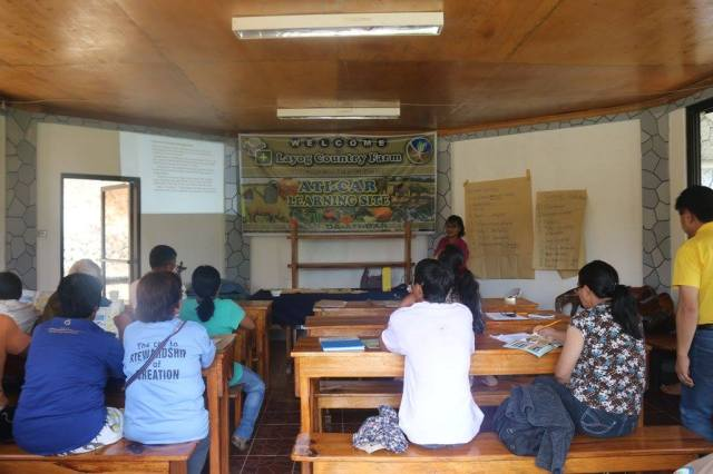 seminar on rice production