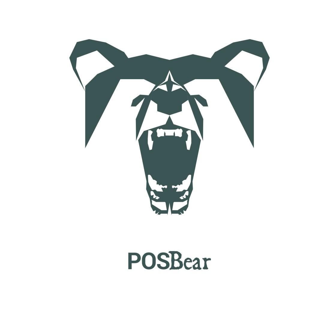 Werbeagentur Layoutriot referenzen: posbear logo