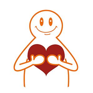 Werbeagentur Layoutriot referenzen: ursi mohr hearty logo