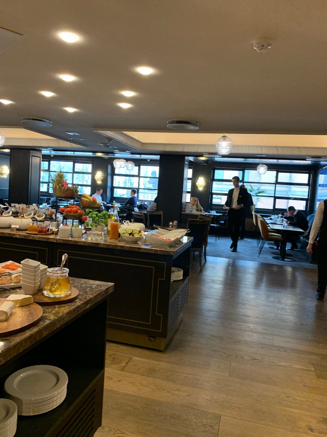 Hotel Continental Oslo Norway Layover Lifestyle