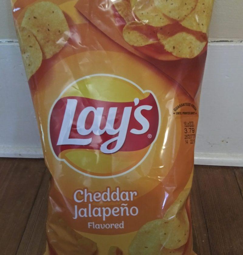 Cheddar jalapeno flavor