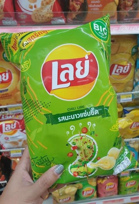 Chili lime flavor