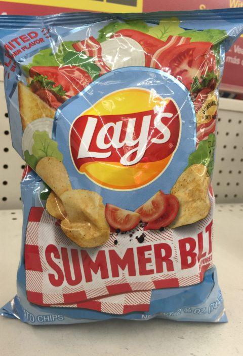 Summer BLT flavor