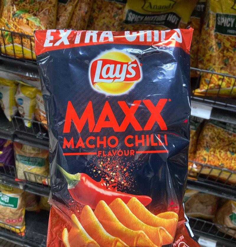 Macho chilli flavor