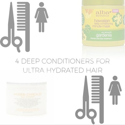 4 Deep Conditioners for Ultra Hydrated Hair