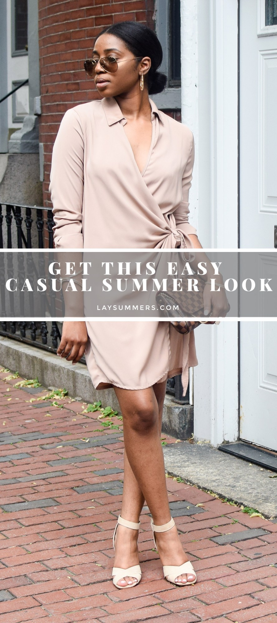 wrap dress, summer outfits, summer trends