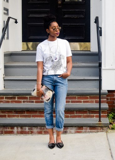 boyfriend jeans, how to wear, ootd, summer outfits