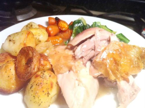 Classics with a Twist: Roast Chicken, Lay The Table