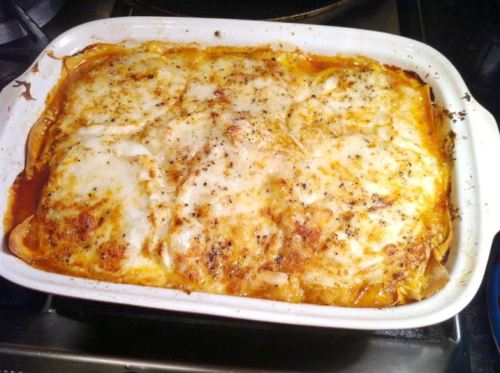 Classics with a Twist: Lasagne, Lay The Table