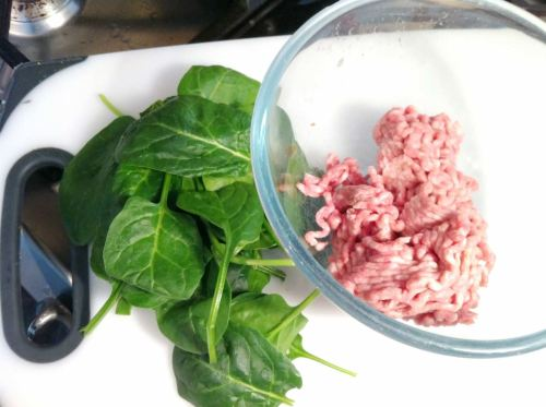 Cooking For Kids: Lamb, Spinach and Mint Kebabs, Lay The Table