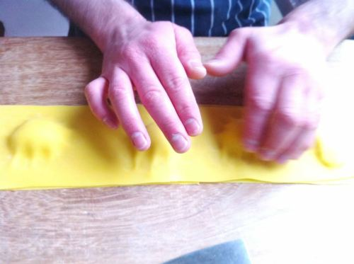 Giacobazzis Pasta Masterclass #2: How to make¦Ravioli, Lay The Table