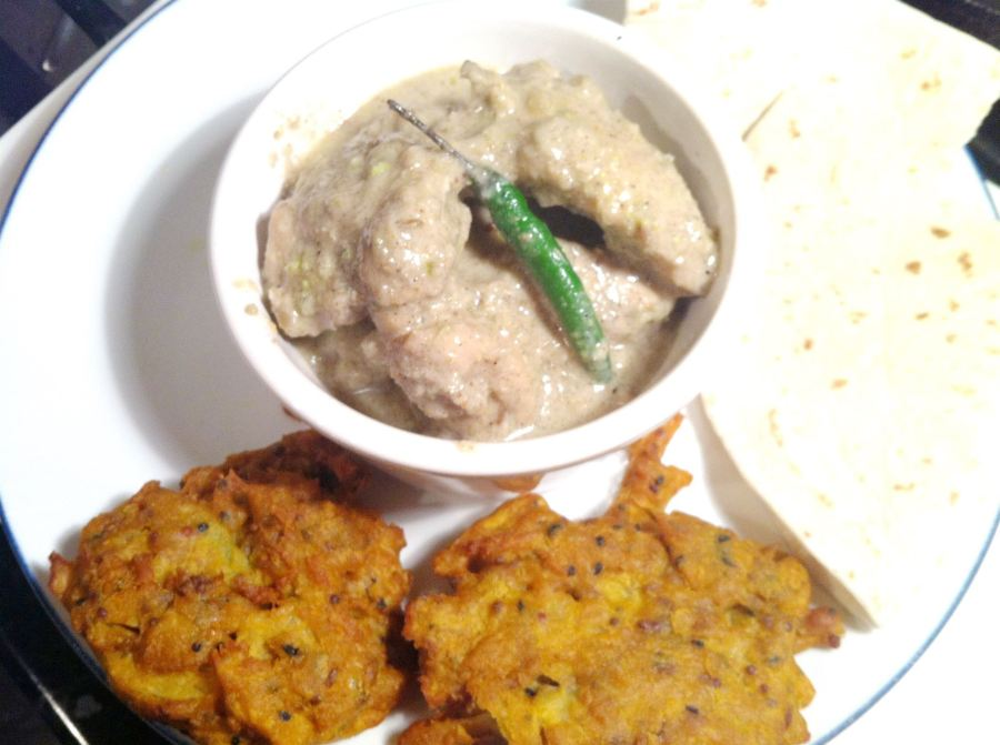 Review: Food Glorious Food winners Fragrant White Chicken Korma, Lay The Table