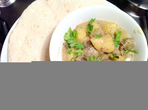 Atul Kochhars Sumatran Lamb Kurma, Lay The Table