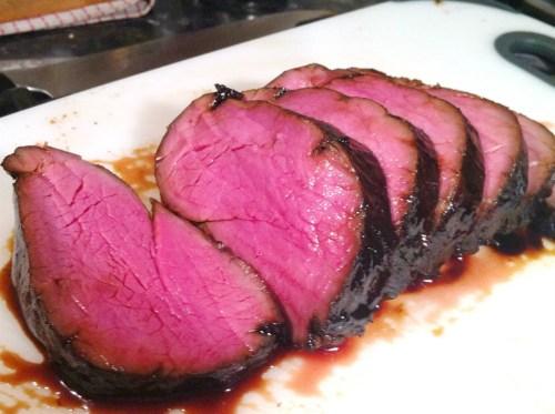 Tom Kerridges Black Treacle-cured Fillet of Beef, Lay The Table
