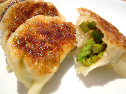 How To Make Chinese Steamed and Pan-Fried Dumplings, Lay The Table