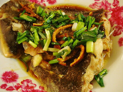 How To Make Chinese Steamed Fish, Lay The Table