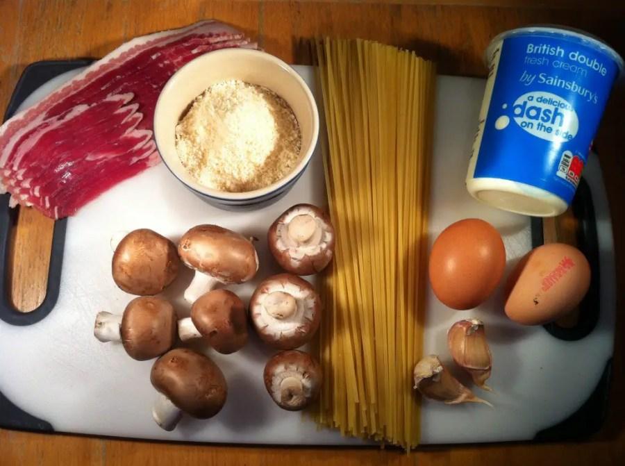 Mary Berrys Perfect Spaghetti Carbonara, Lay The Table