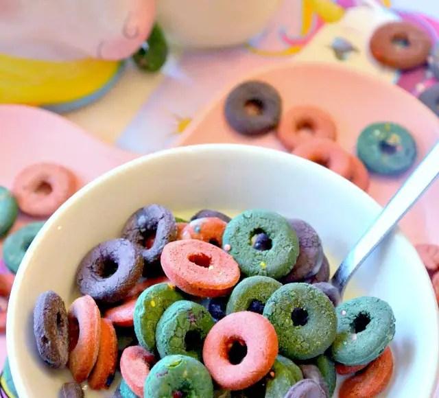 DIY Unicorn Cereal | Vegan, Lay The Table