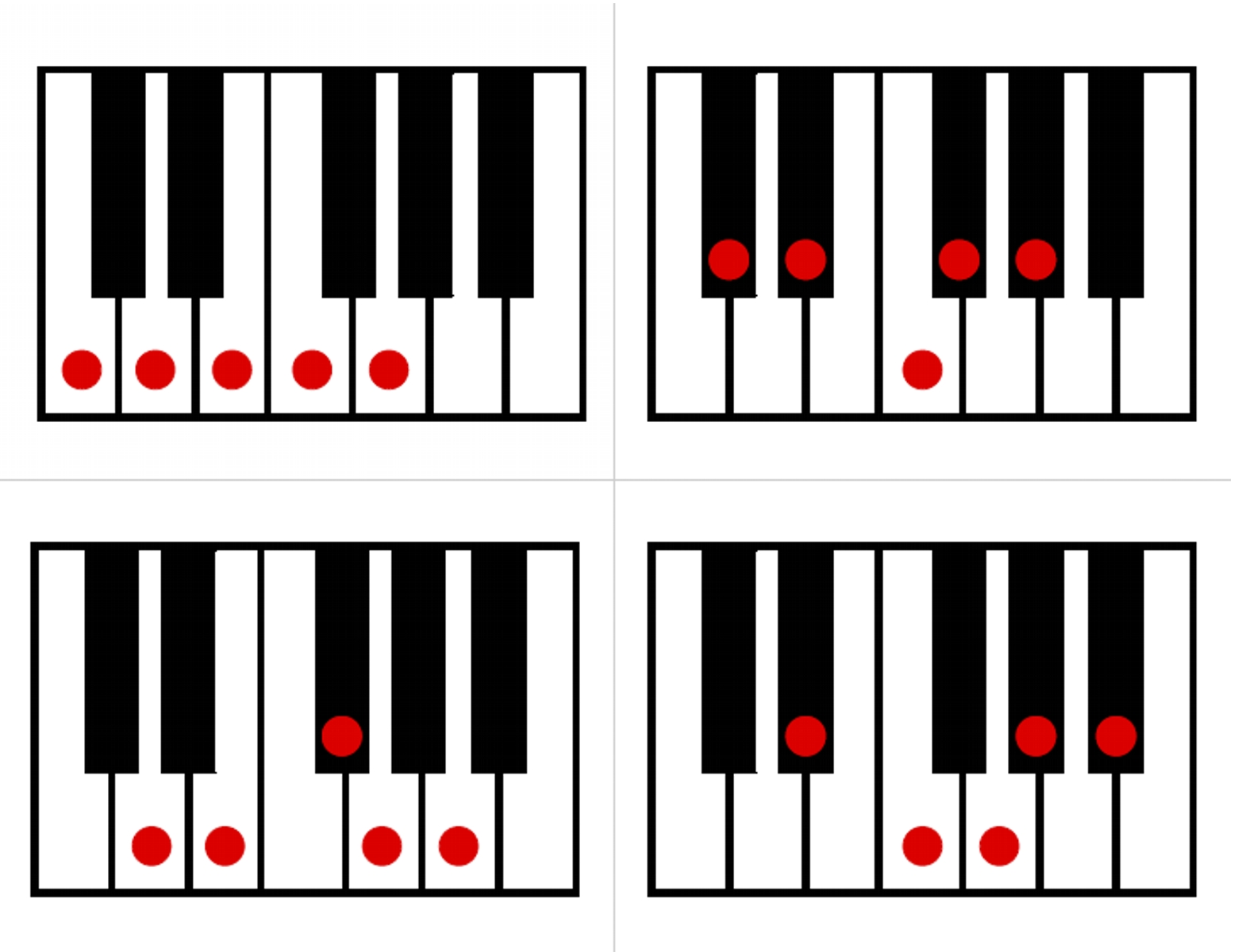 Piano Key Graphics | Wiring Diagram Database