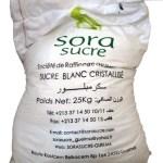 Azúcar blanco SORA LAYUAD 25kg