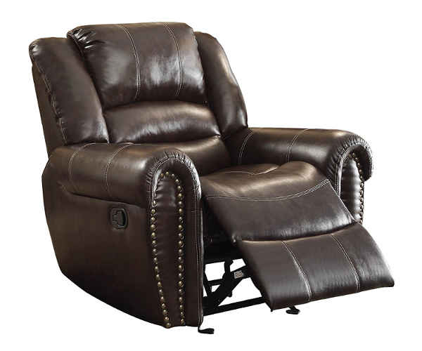 recliner massage chair tiffany chairs best recliners for back pain: 8 perfect comfy lumbar support chairs!