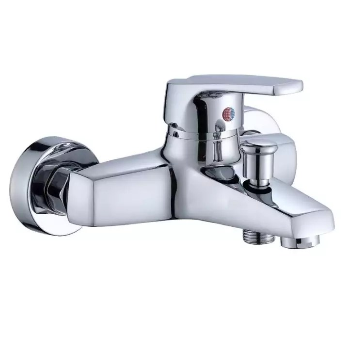 hot and cold shower mixer faucet bathtub shower water tap bathroom sink faucet basin mixer tap body