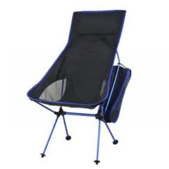 Fishing Chair Singapore York Swivel Folding Camping Hiking Gardening Portable Seat Stool Blue Intl Lazada