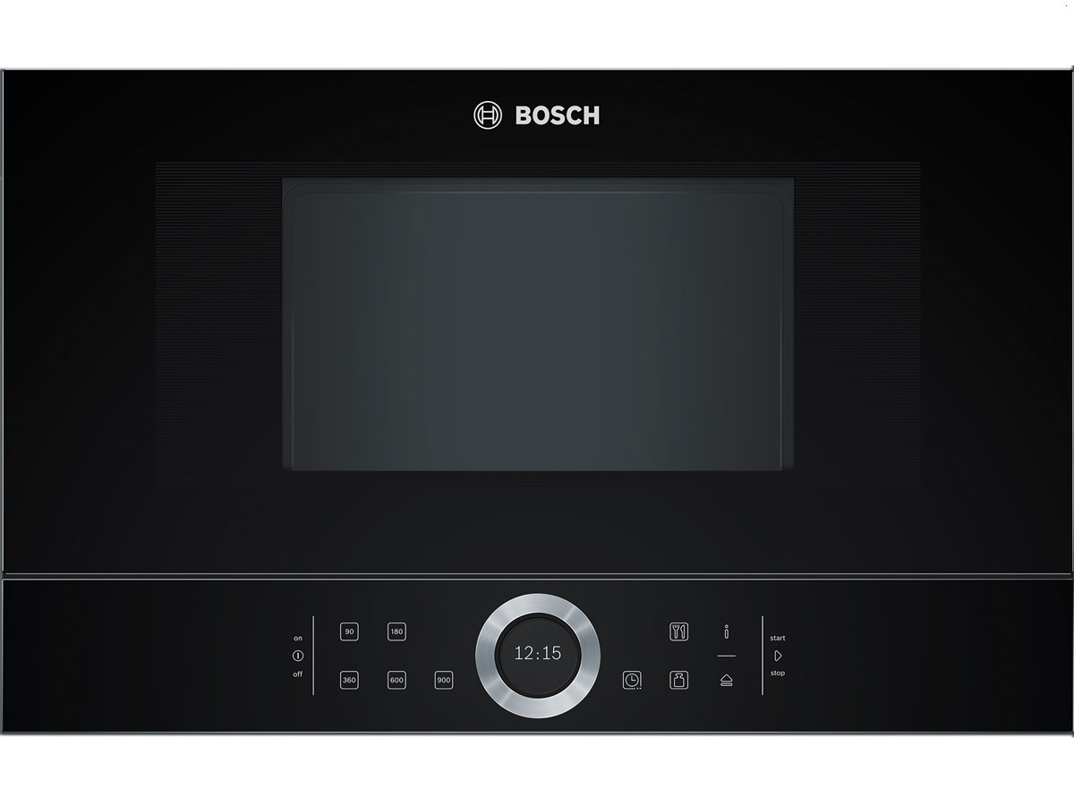 bosch bfl634gb1 built in microwave oven