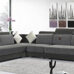 Leather Fabric For Sofa India Tov Furniture Camden Linen Grey Комфортни разтегателни дивани за хол - Lazara.bg