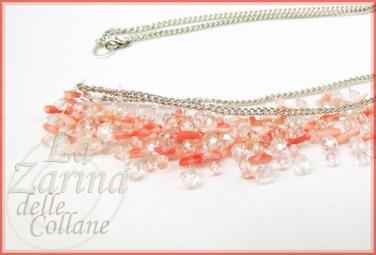 gioielli corallo, collane raffinate, gioielli particolari,