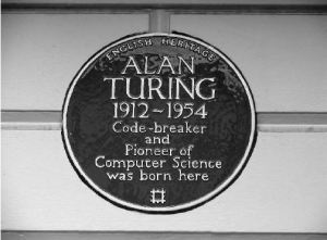 Alan Turing Birth place