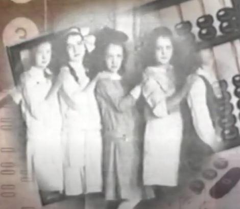 Grace Hopper with friends