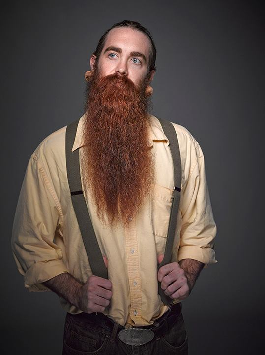 4th National Beard And Moustache Competition Photo